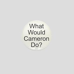 Cameron Mini Button