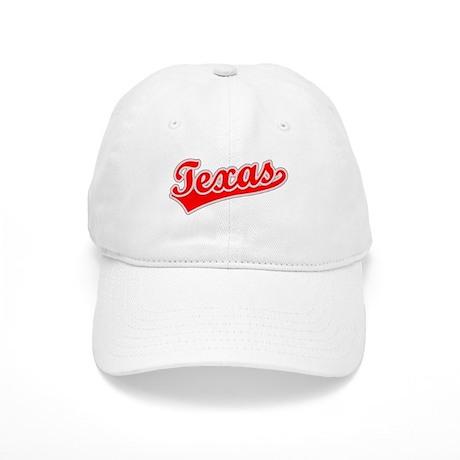 Retro Texas (Red) Cap