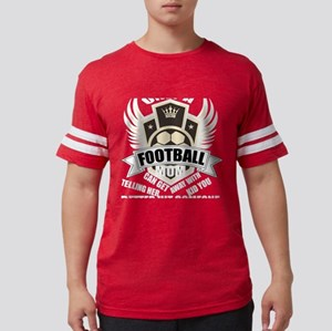 Only A Football Mom Better Hit Someone T S T-Shirt