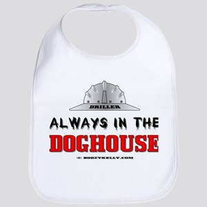 In The Doghouse Bib