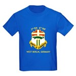 2nd BN 6th INF Gear Kids Dark T-Shirt