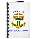 3rd BN 6th INF Journal