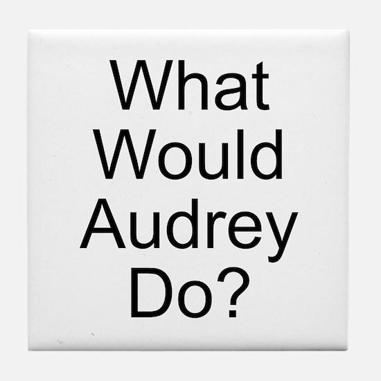 Audrey Tile Coaster