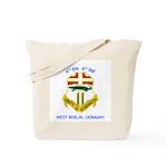 4th BN 6th INF Tote Bag