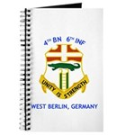 4th BN 6th INF Journal