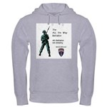 4th BN 6th INF Hooded Sweatshirt
