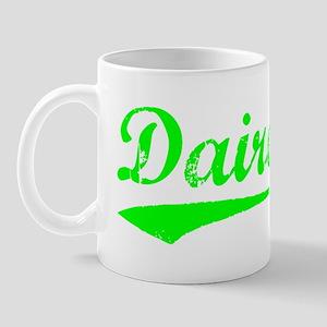 Vintage Dairen (Green) Mug