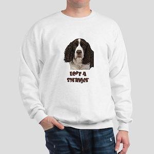 Love A Springer Sweatshirt