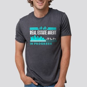 The Best Real Estate Agent In Progress T-Shirt