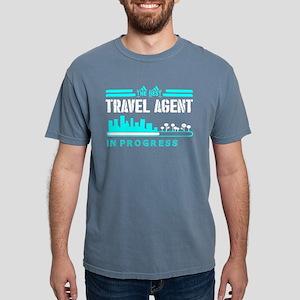 The Best Travel Agent In Progress T-Shirt