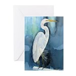 Egret Greeting Cards (Pk of 10)