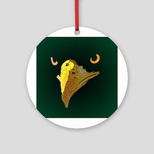 The Eagle... Ornament (Round)