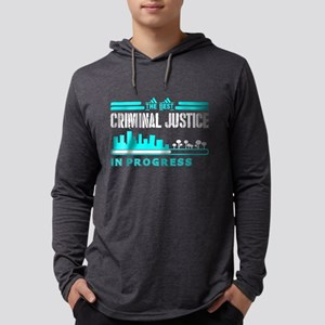 The Best Criminal Justice In P Long Sleeve T-Shirt