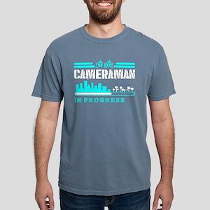 The Best Cameraman In Progress T-Shirt
