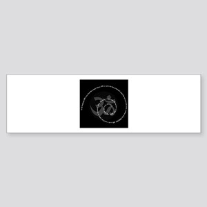 OM, the Meaning Version 2 Bumper Sticker (50 pk)