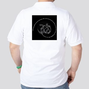 OM, the Meaning Version 2 Golf Shirt