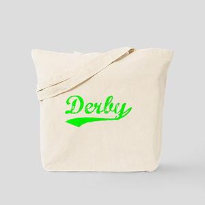 Vintage Derby (Green) Tote Bag