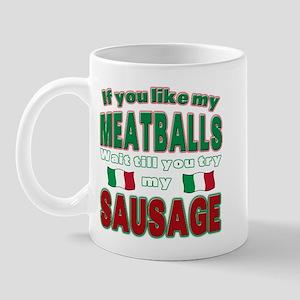 Italian Food Mug