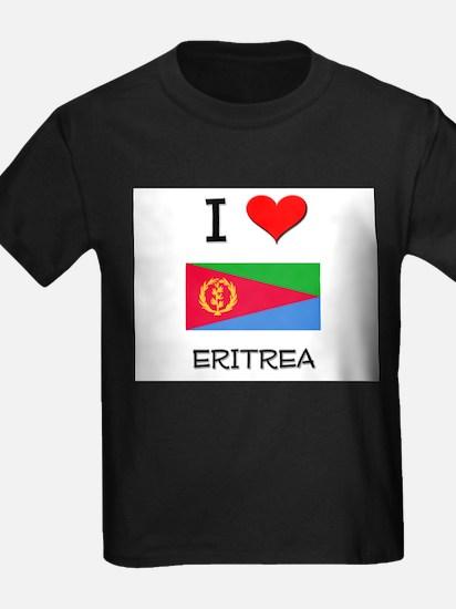 I Love Eritrea T