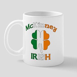 McKinney Irish Mug