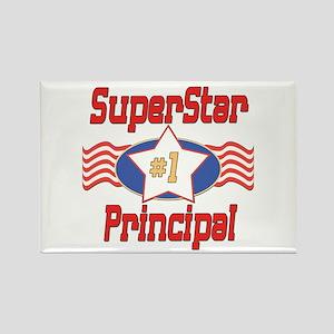 Superstar Principal Rectangle Magnet