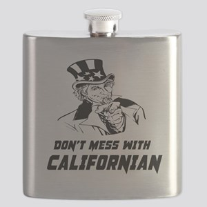 Do Not Mess With Californian Flask