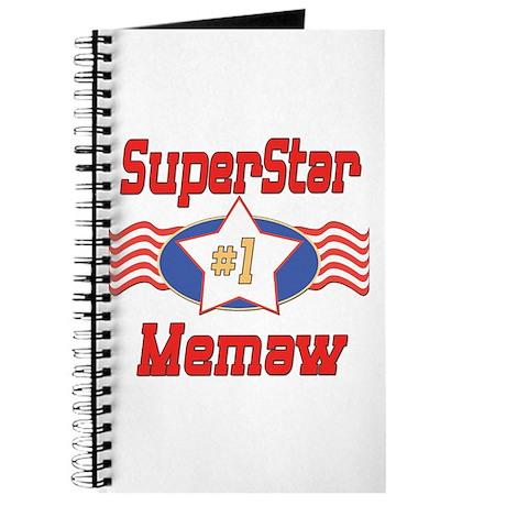 Superstar Memaw Journal