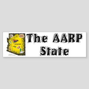 AZ-AARP! Bumper Sticker