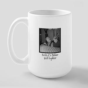 Quilt Together Large Mug