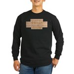 Infringement-4 Long Sleeve Dark T-Shirt
