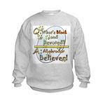 Labrador Believer Kids Sweatshirt