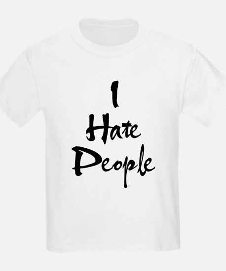 Cute I hate you T-Shirt