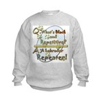 Labrador Repeater Kids Sweatshirt