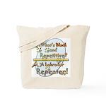 Labrador Repeater Tote Bag