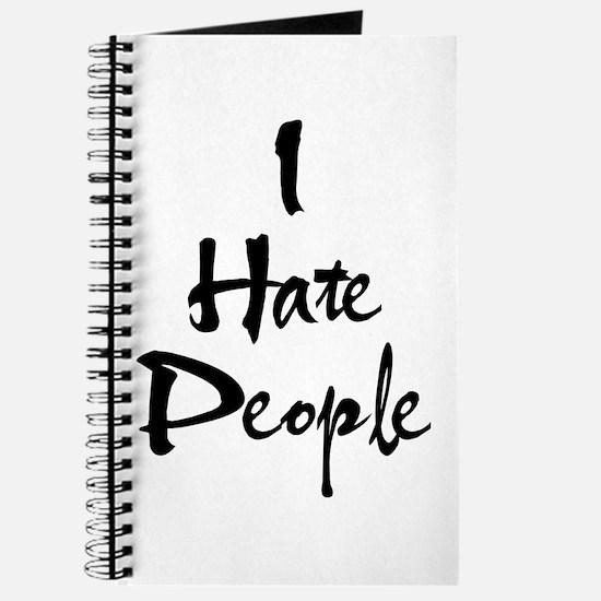 Unique Hate Journal