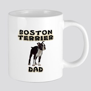 Boston Terrier Dad Mugs