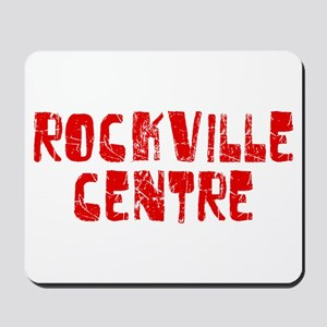 Rockville Ce.. Faded (Red) Mousepad