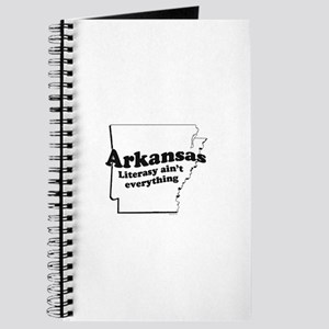 Arkansas - Literasy ain't everything ~ Journal