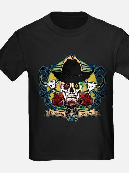 CALAVERA COWBOY T-Shirt