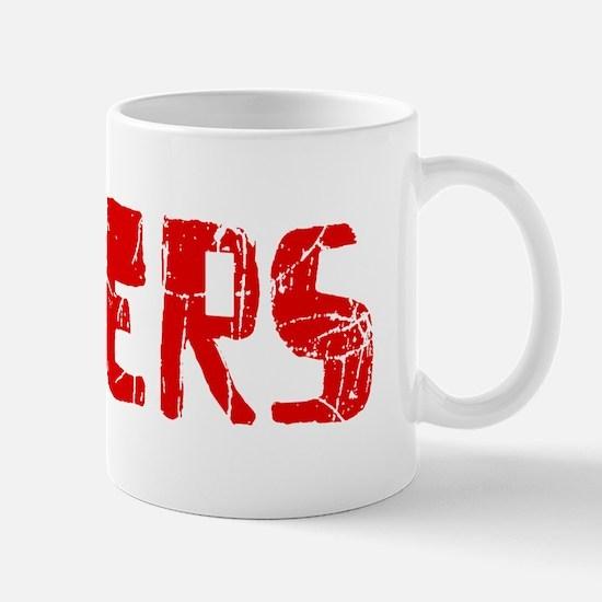 Rogers Faded (Red) Mug