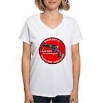 Infringement-2 Women's V-Neck T-Shirt