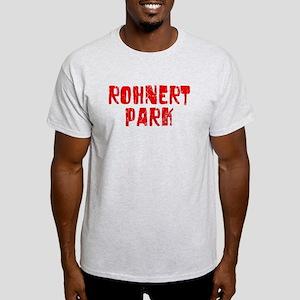 Rohnert Park Faded (Red) Light T-Shirt