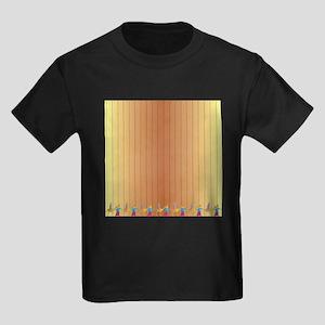 Passover Scene Kids Dark T-Shirt