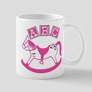 Rocking Horse Mug