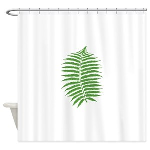 Fern Shower Curtains