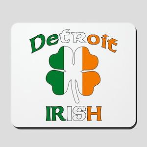 Detroit Irish Mousepad