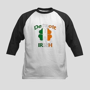Detroit Irish Kids Baseball Jersey