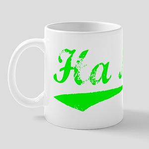 Vintage Ha Noi (Green) Mug