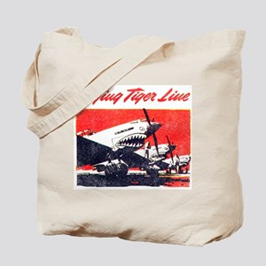 Flying Tigers Tote Bag