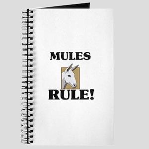 Mules Rule! Journal